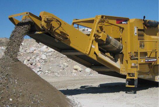 Crushing Machinery Equipment